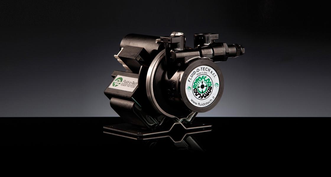 新的PMFR系列磁驱叶片泵-电机一体机