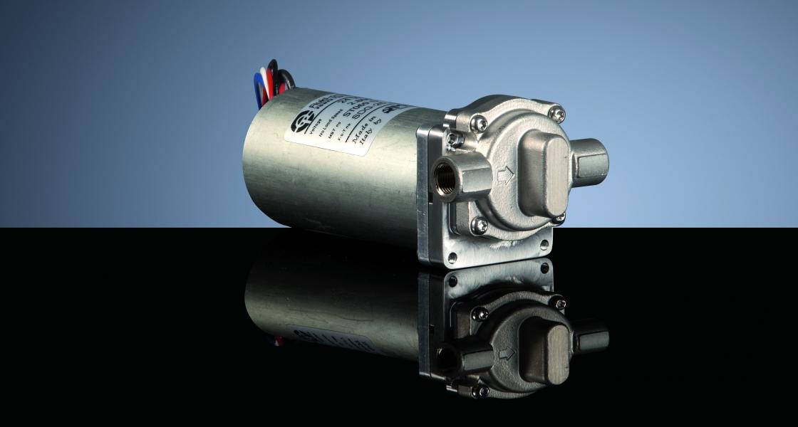 新的齿轮泵电机一体机